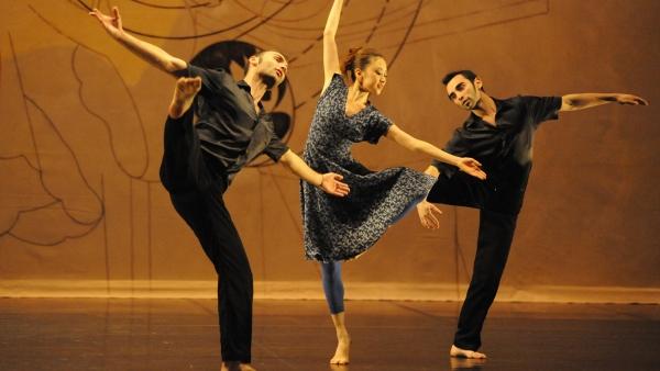 נובמבר 2012 – (צרפת) Ballet De Lorraine